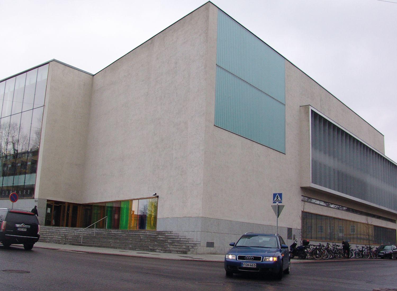 Kirjasto Mäntsälä
